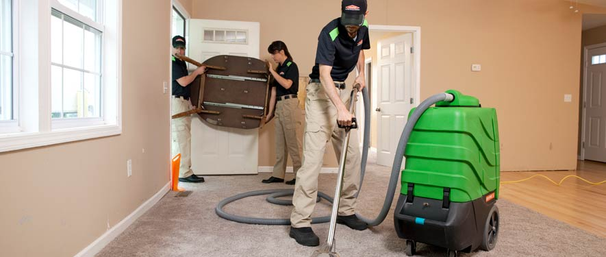 Salisbury, NC residential restoration cleaning